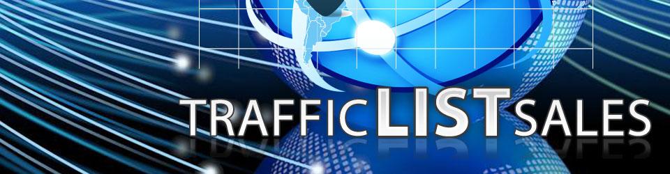 Traffic List Sales